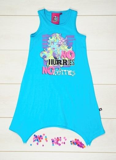 Monster High Elbise Mavi